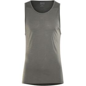 super.natural Base Tank 140 Men Charcoal